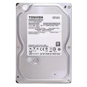 Ổ cứng Toshiba 500GB