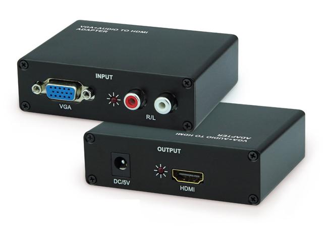 Bộ chuyển đổi VGA ra HDMI