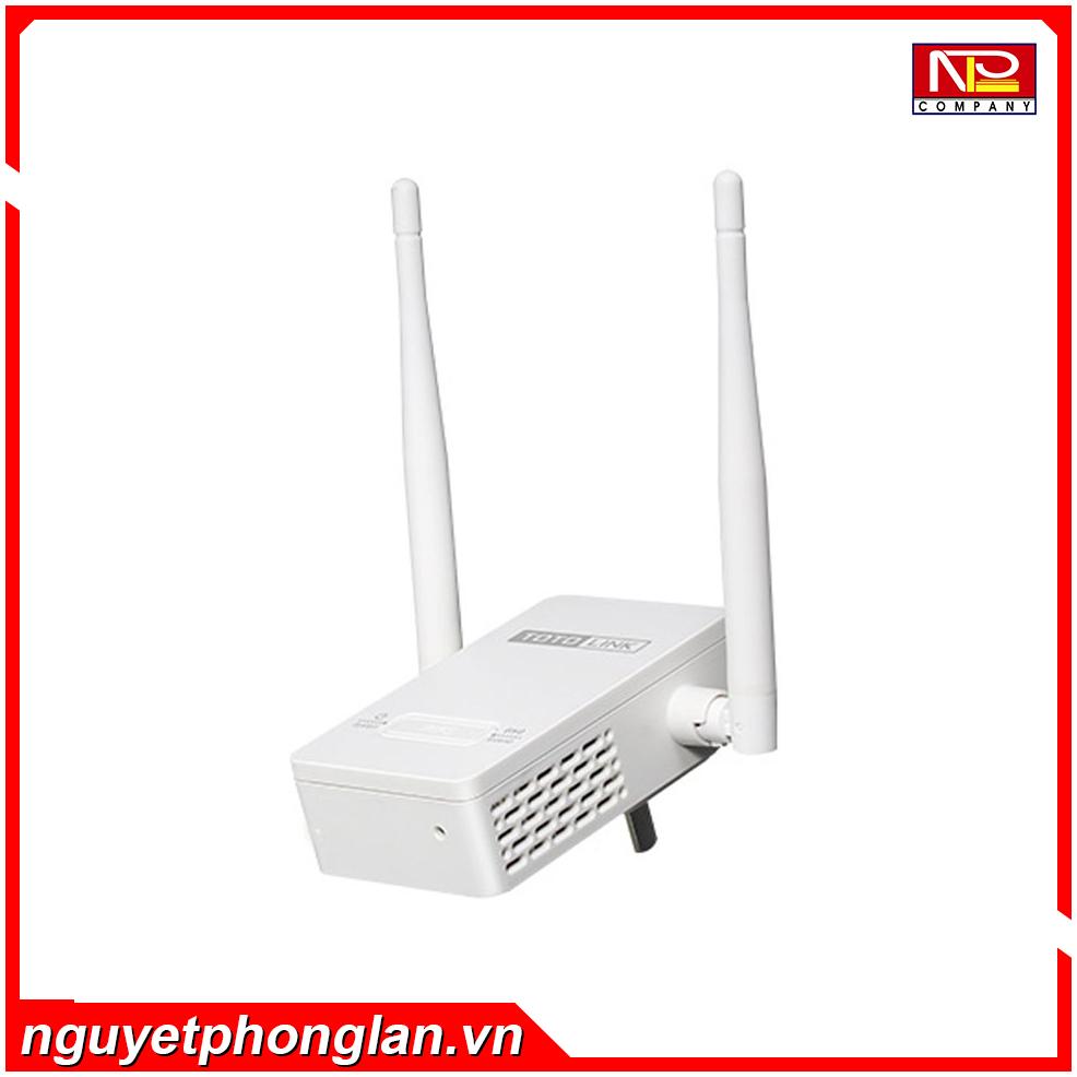 Bộ kích sóng wifi Totolink EX200 Tốc độ N300Mbps