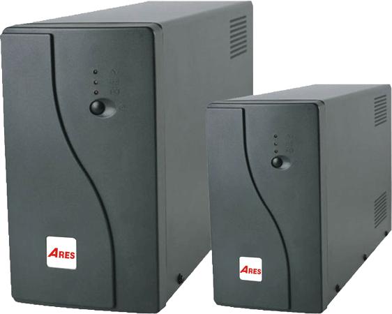 Bộ lưu điện UPS ARES AR2120 1200VA