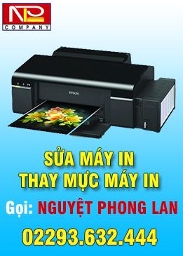 Sửa chữa máy in tại Ninh Bình