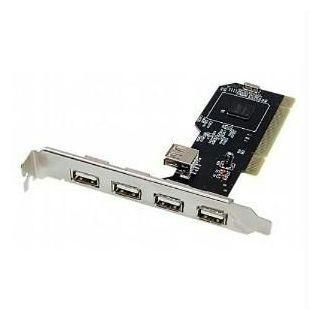 Card PCI to USB