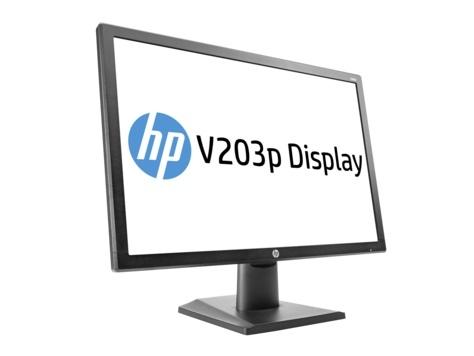 Màn hình HP V203P màu đen