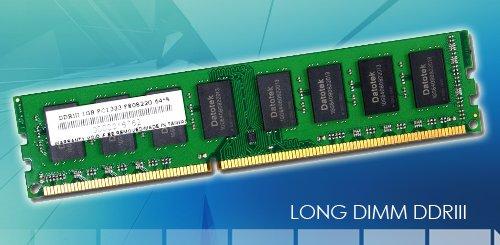 Ram DATO DDR3 2GB bus 1333-1600MHz