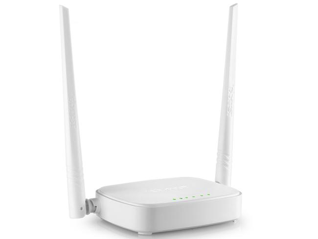 Bộ Phát Wifi 2 Râu Tenda N301(N300)