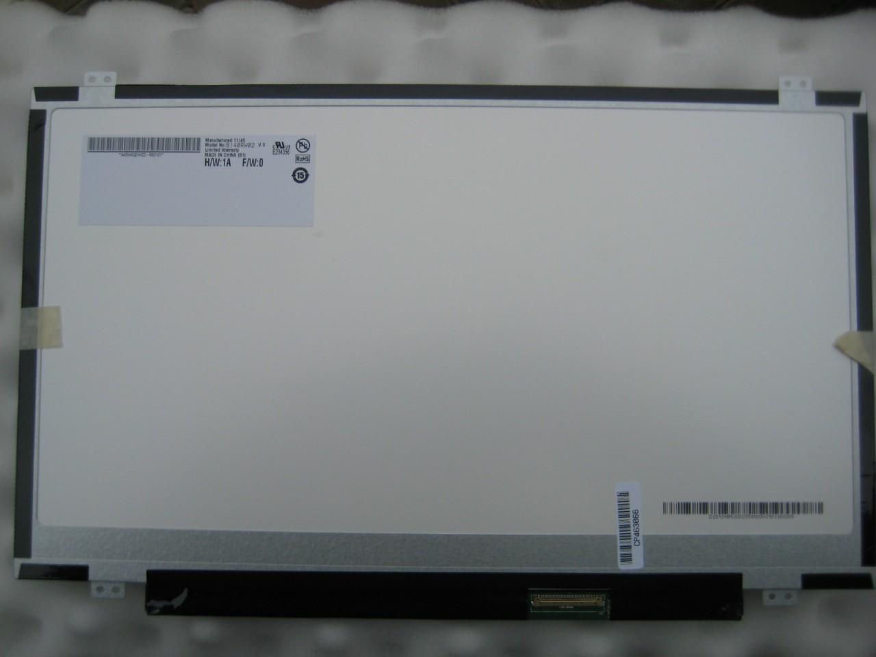 Màn hình Laptop 14.0 inch led mỏng (40 pin)