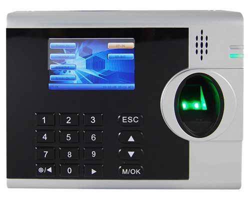Máy chấm công vân tay màn hình màu RONALD JACK 4000TID-C