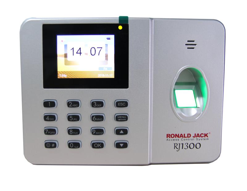 Máy chấm công vân tay RONALD JACK RJ1300