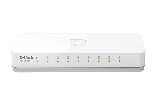 Switch 8 cổng Dlink DES-1008C