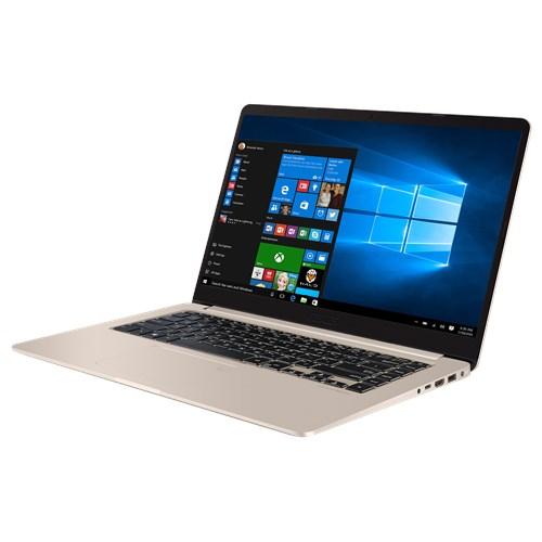 Laptop Asus S510UA-BQ111T- Vỏ nhôm Gold Metal