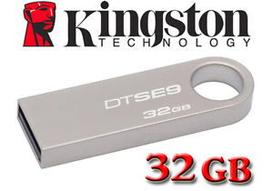 USB Kingston SE9 32G – 2.0 (Vỏ Nhôm)