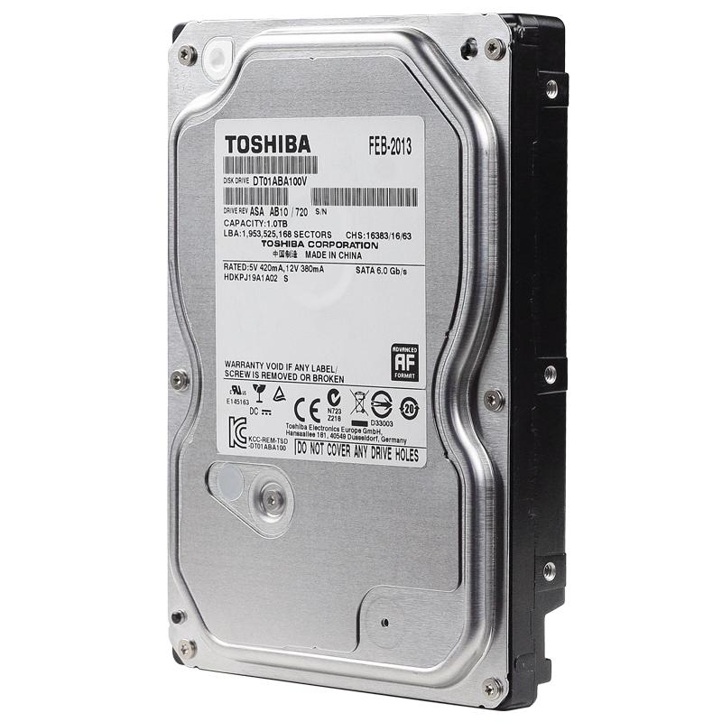 Ổ cứng HDD Toshiba 3Tb