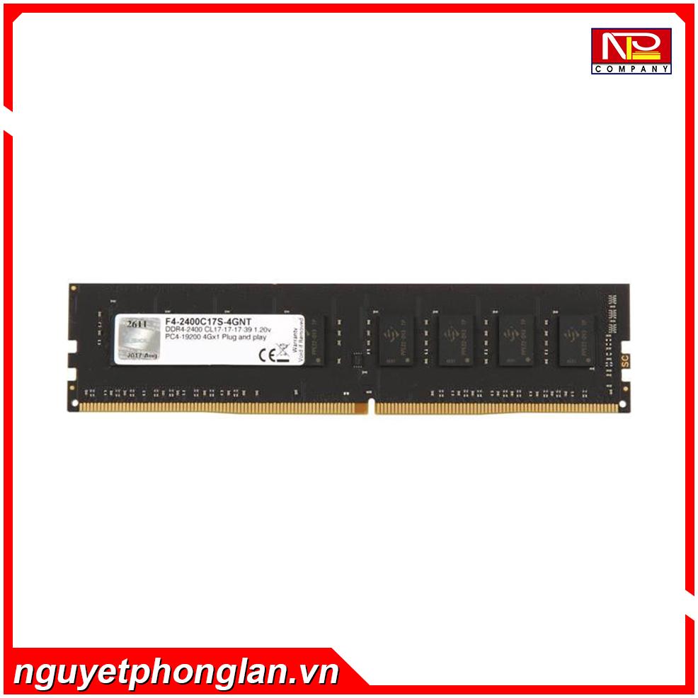 RAM GSKill 4Gb DDR4-2400
