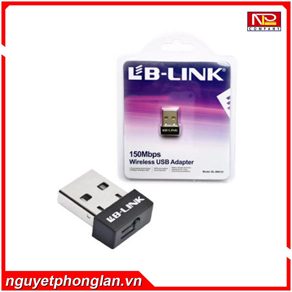Bộ thu wifi LB-LINK BL-WN151 tốc độ 150Mb