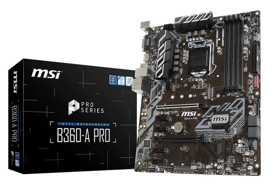 Mainboard MSI B360-A PRO