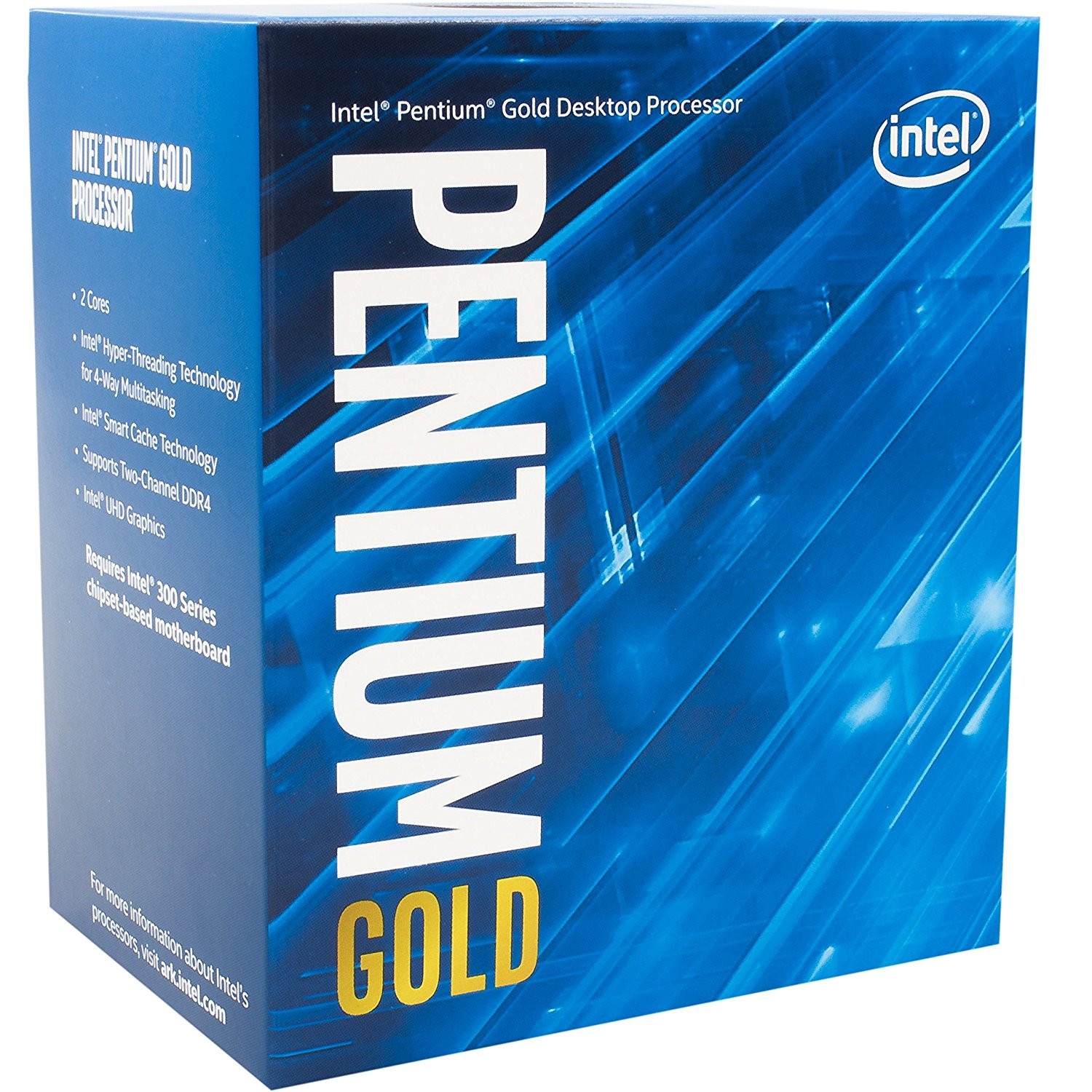CPU Intel Pentium Gold G5500 3.8Ghz / 4MB / Socket 1151 (Coffee Lake )