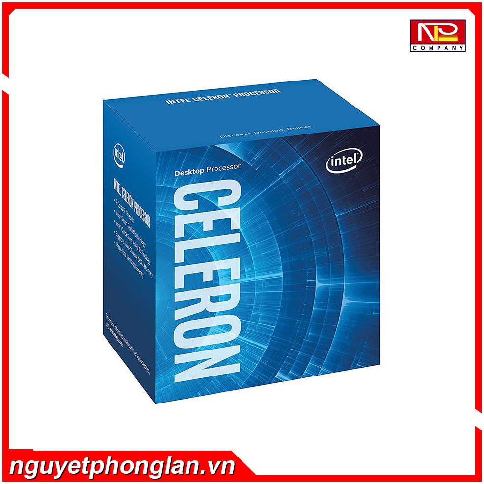 CPU Intel Celeron G4900 3.1Ghz / 2MB / Socket 1151 (Coffee Lake )