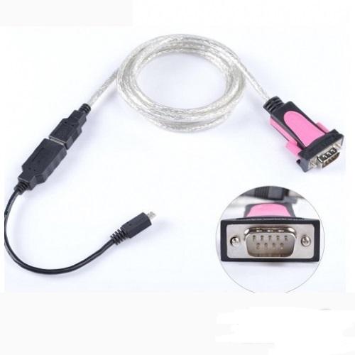 Dây chuyển đổi USB to COM