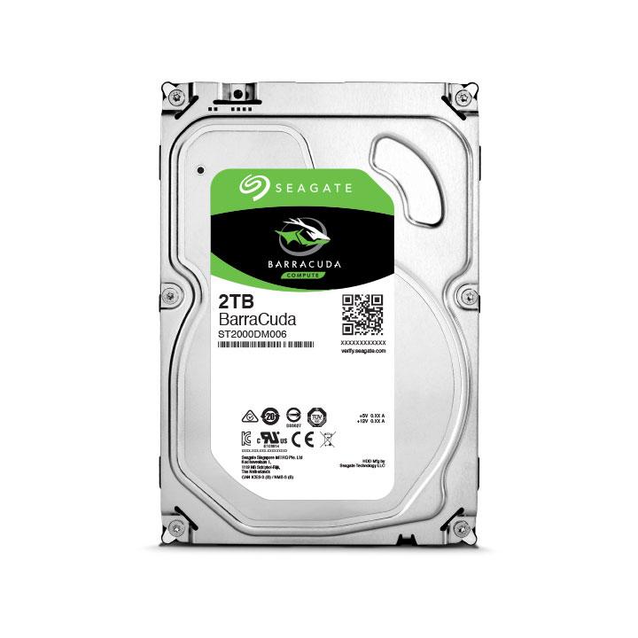 HDD Seagate 1TB 7200rpm, Sata3 64MB Cache