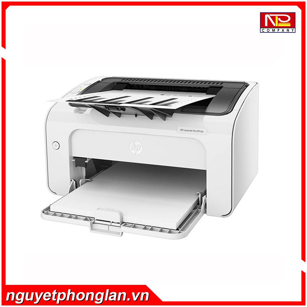 Máy in HP LaserJet Pro M12a T0L45A (Laser đen trắng A4)