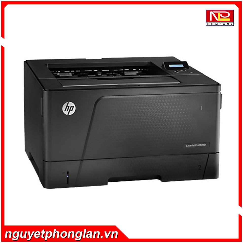 Máy in laser đen trắng HP M706N – A3