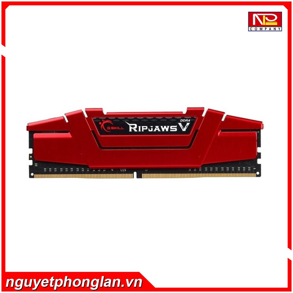 RAM DDR4 8GB Bus 2666Mhz GSKILL RIPJAWS V