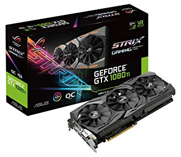 Vga Card ASUS ROG STRIX GTX 1080TI – 11G – GAMING