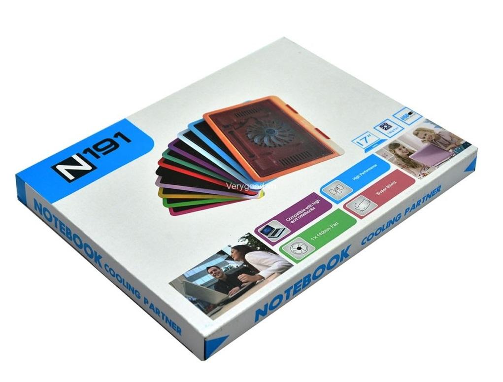 Đế Tản Nhiệt Notebook Cooling N191