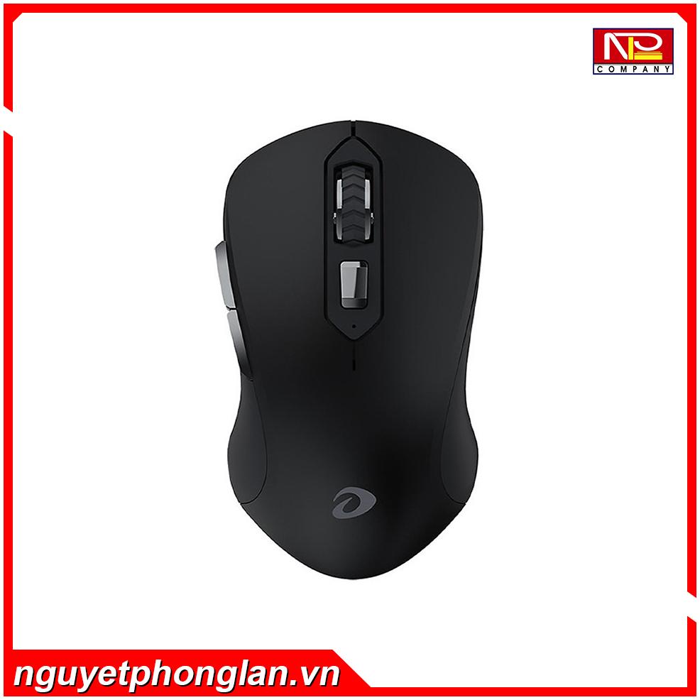 Chuột Dareu LM115G Wireless Black