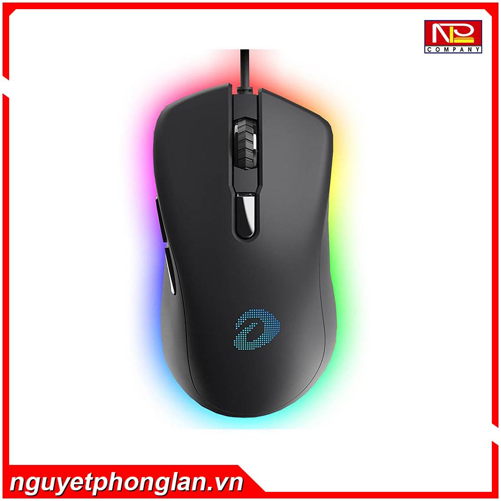 Chuột Dareu EM908 RGB USB Black