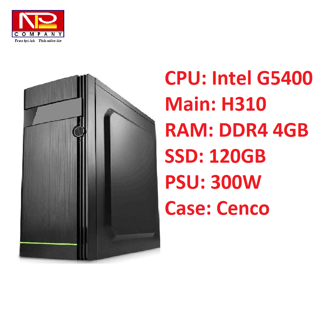 PC NPL – G544G