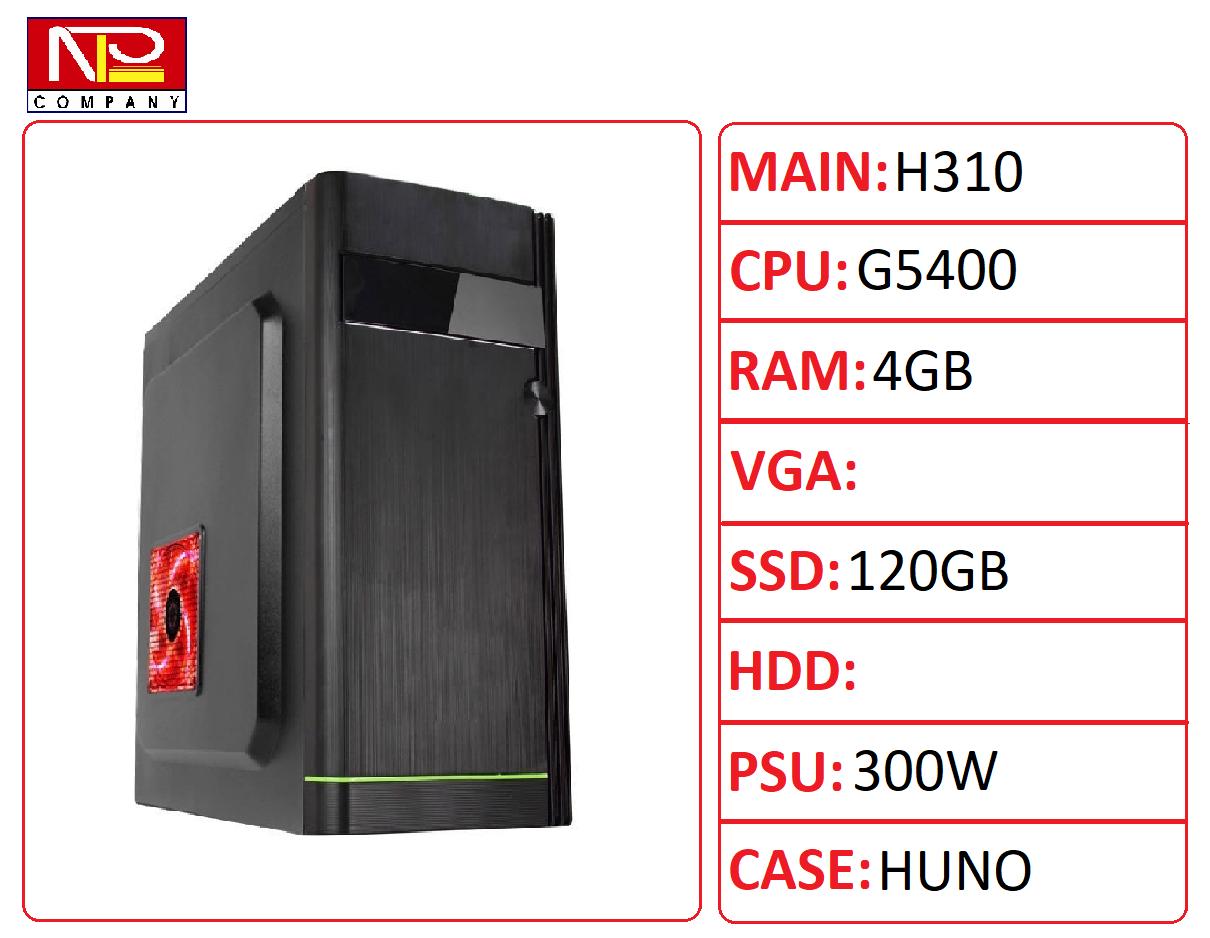NPL-G544G – Máy tính văn phòng giá rẻ hiệu năng tốt