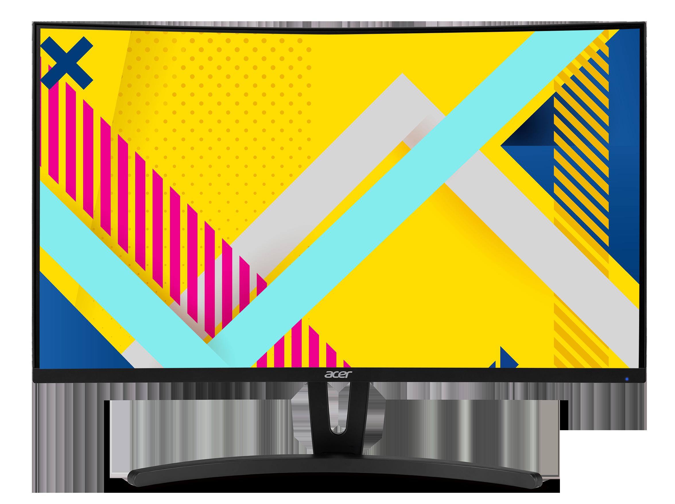 """Màn hình máy tính Acer ED273A Curved – Cong 27"""" FullHD 144Hz"""