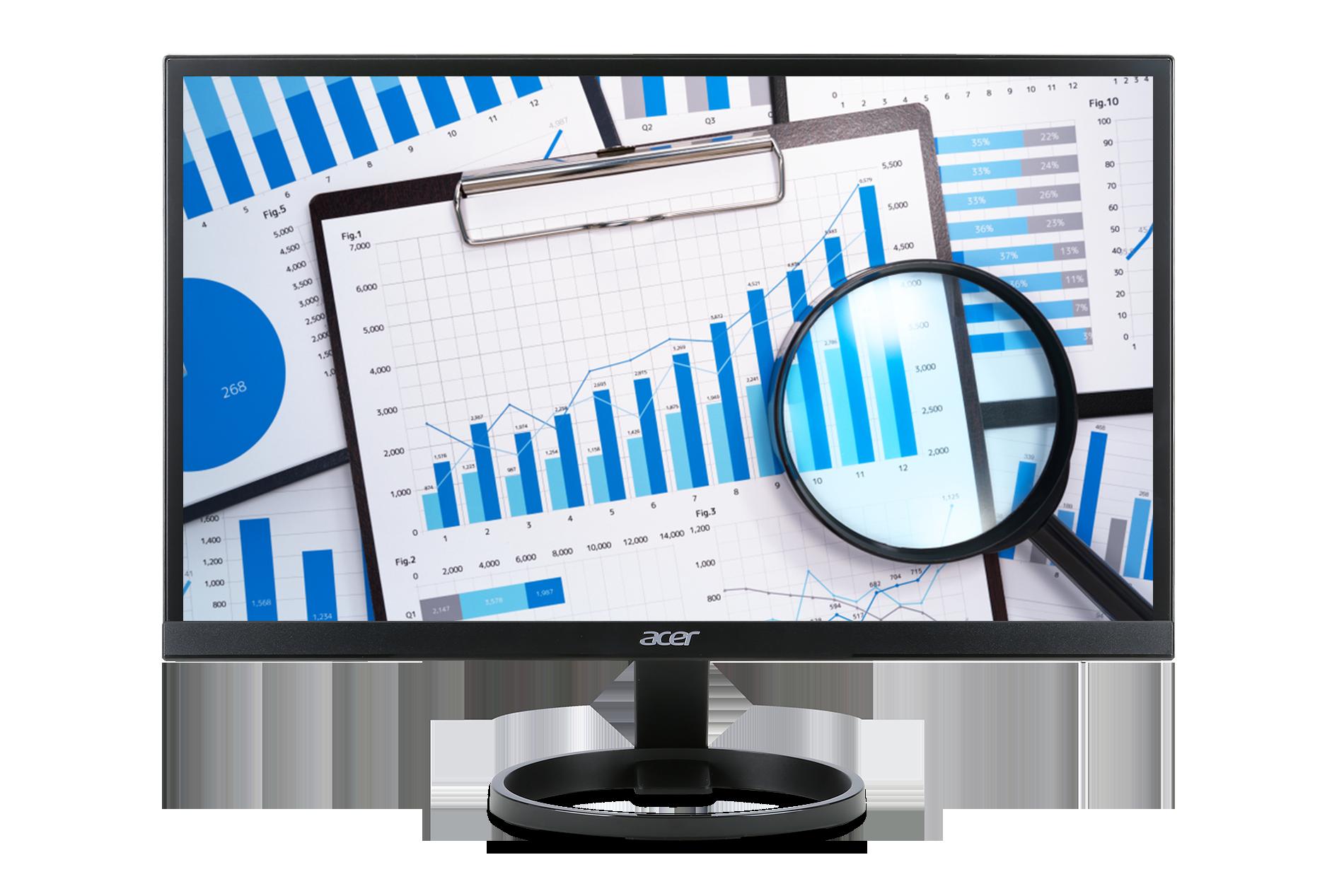 Màn hình Acer 23.8″R241Y LED IPS