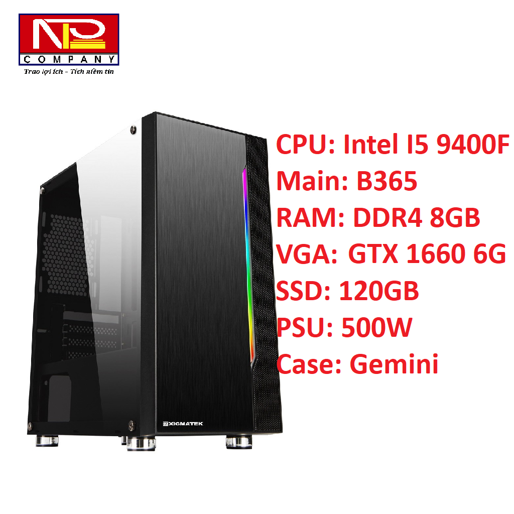 NPL – I59400F8G1660
