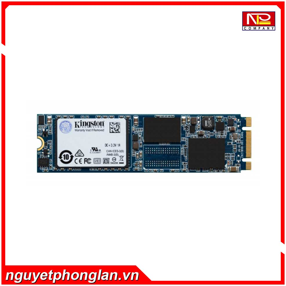 SSD Kingston SA400 120Gb M2.2280 (đọc: 500MB/s /ghi: 320MB/s)