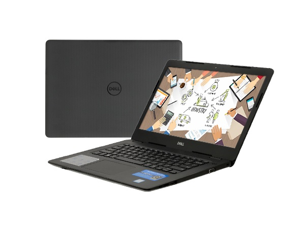 "Laptop Dell N3480 (Core i3-8145U/4GB/1TB/14""/3Cell)"