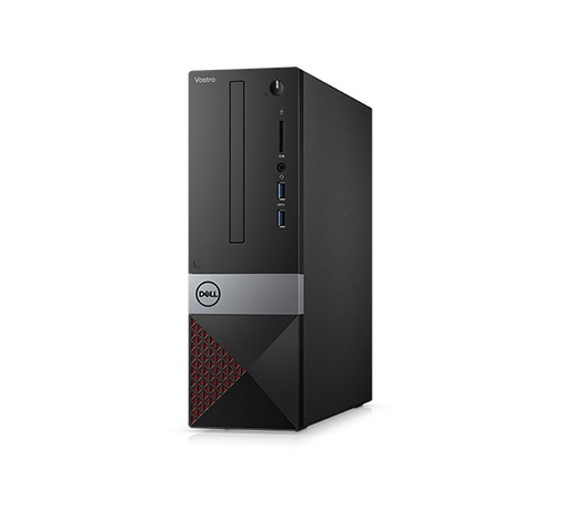 PC Dell Vostro 3470ST HXKWJ1 Pentium G5400 3.7Ghz, DDR4- 4G, 1TB, DVDRW, Key + Mouse, wifi, bluetooth