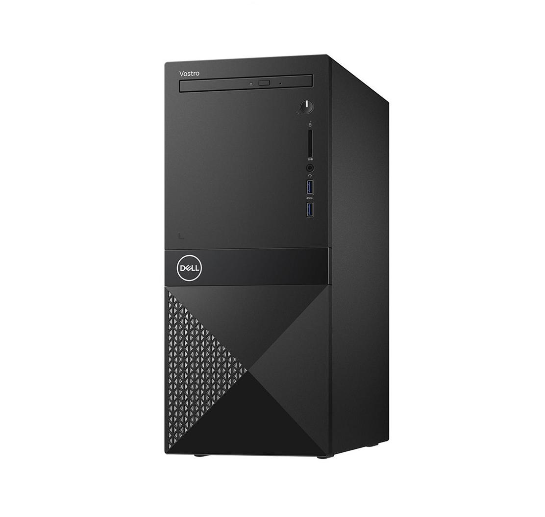 PC Dell Vostro 3670 (i3-9100/4GB RAM/1TB HDD/DVDRW/WL/K+M/Ubuntu)