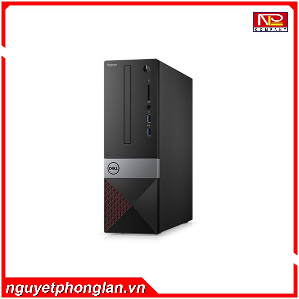 PC Dell Vostro 3470ST HXKWJ1 Pentium G5400 3.7Ghz, DDR4- 4G, 1TB, DVDRW, Key + Mouse, wifi, bluetooth