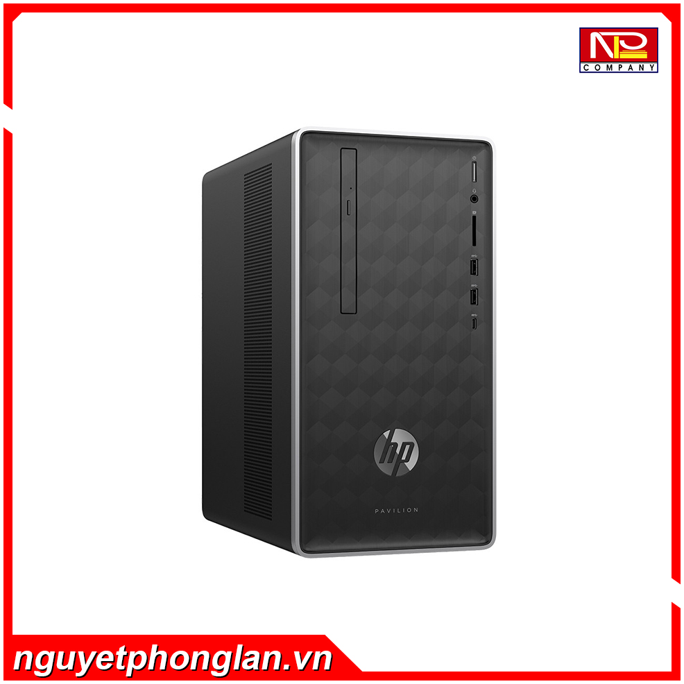 PC HP 590-p0033d Core i3-8100, 4GB, 1TB HDD, Win 10 Home 64, 1Y WTY-4LY11AA