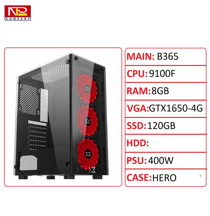 NPL-9100F8G1650 – Máy tính chơi game bán chạy