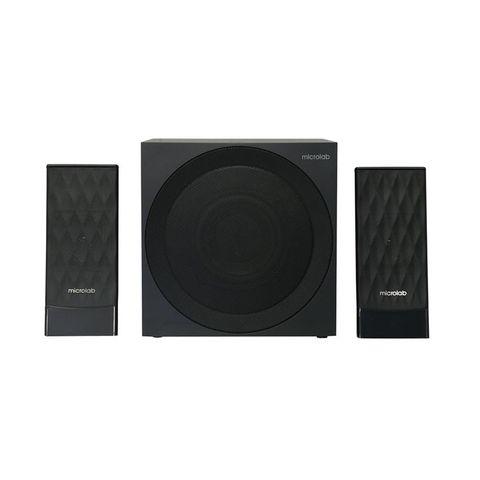 Loa máy tính Microlab M300BT/2.1 (USB, thẻ nhớ, FM, Bluetooth)