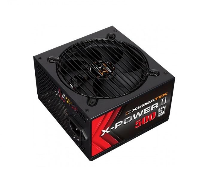 Nguồn máy tính XIGMATEK X-POWER II 550