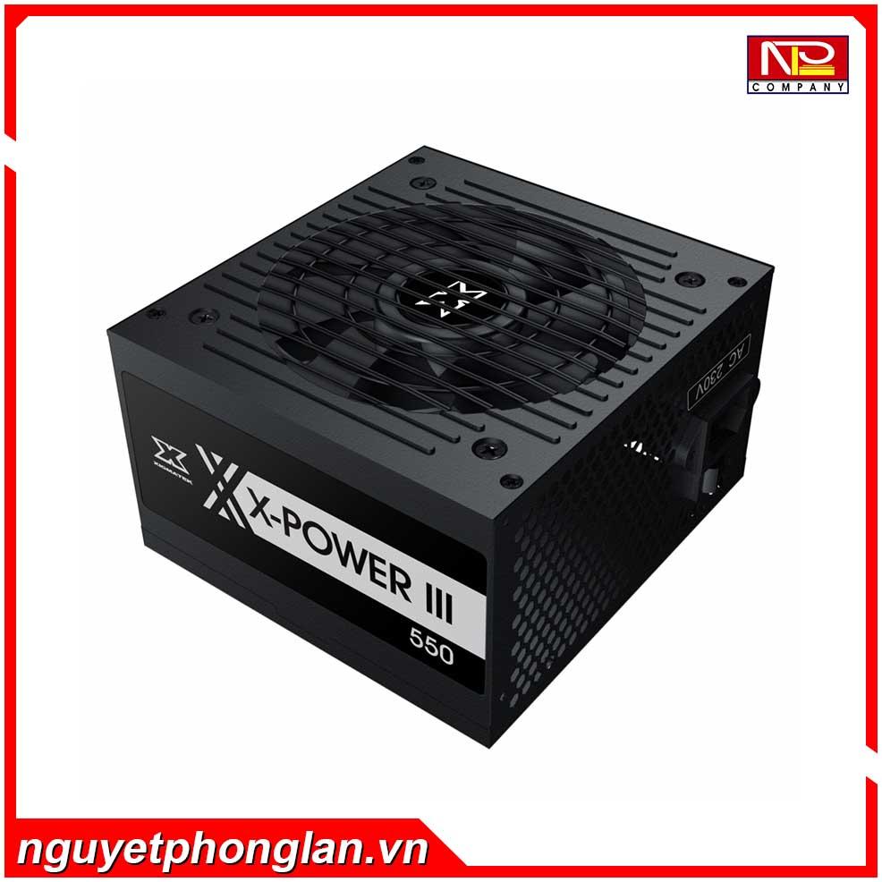 Nguồn máy tính XIGMATEK X-POWER III 550