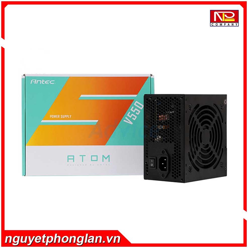 Nguồn máy tính Antec ATOM V550 550W
