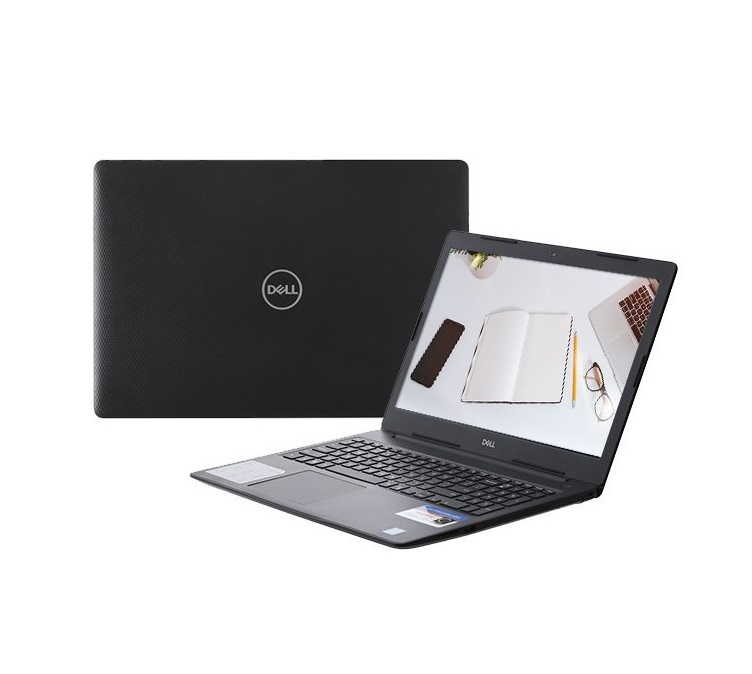 Laptop Dell Inspiron 3580I P75F106N80I (Core i5-8265U/4Gb/1Tb HDD/ 15.6'/VGA ON/ Win10/Black)
