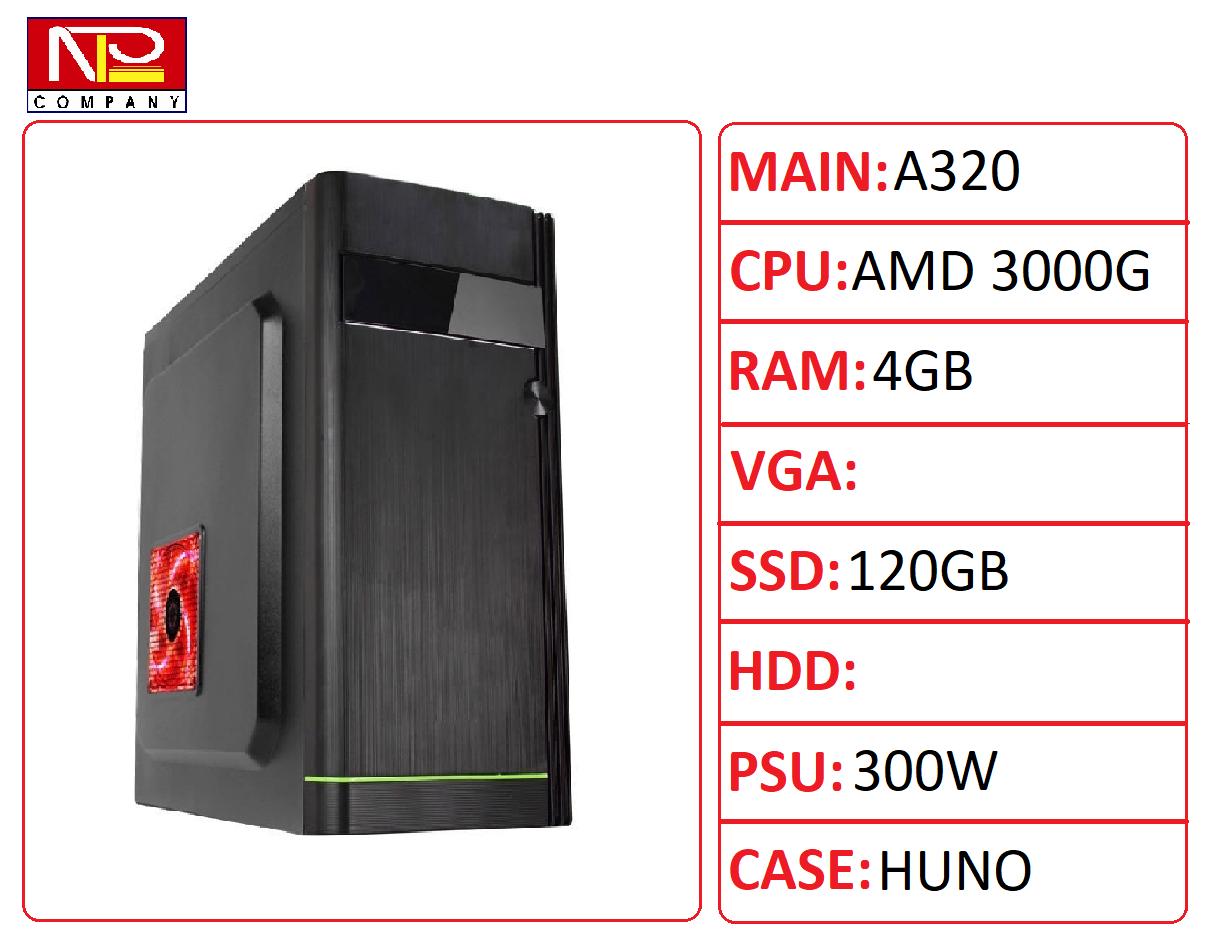NPL-3000G4G – Máy tính văn phòng giá rẻ hiệu năng tốt