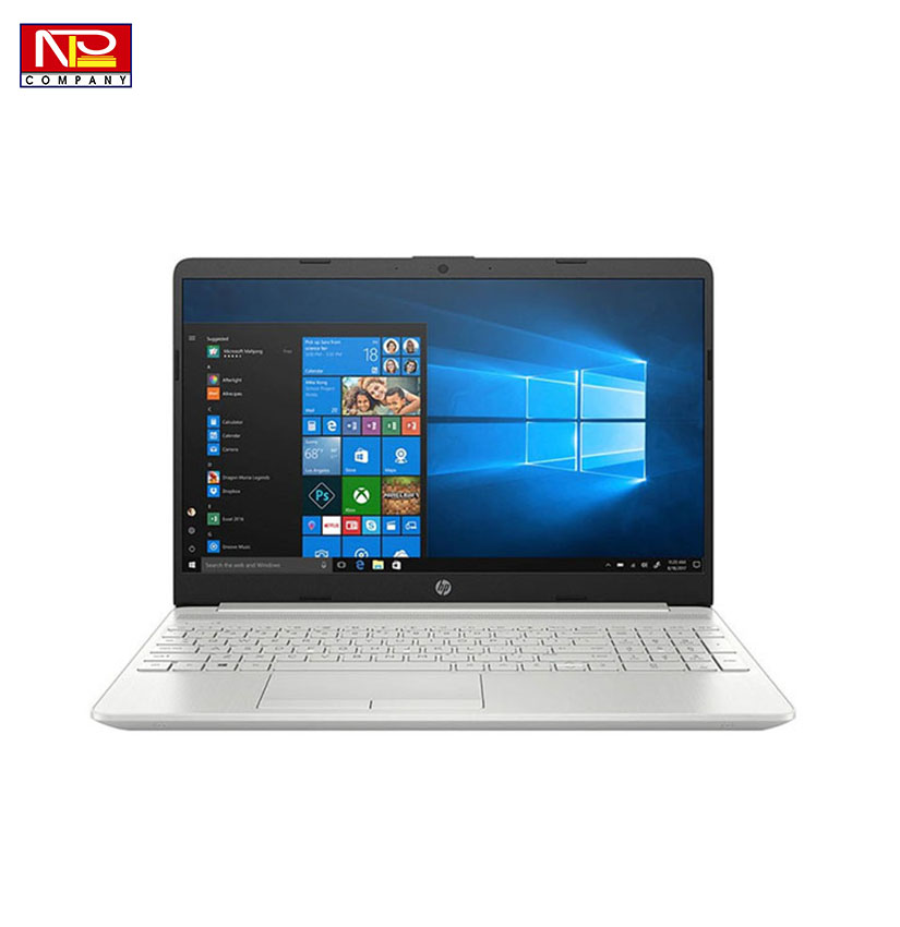 Laptop HP 15s-fq1106TU 193Q2PA (i3-1005G1/4GB/256GB SSD/15.6/VGA ON/DOS/Silver)