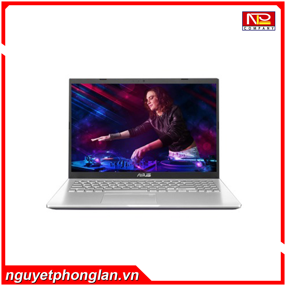 Laptop Asus 14 X409JA-EK283T (i3-1005G1/4G/256GB SSD/UMA/14″FHD/Win 10/Bạc)